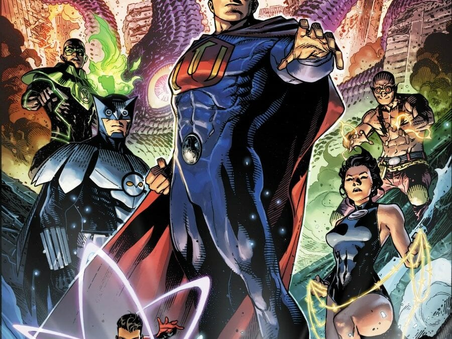 DC's CRIME SYNDICATE RETURNS!