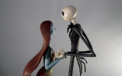 Diamond Select's The Nightmare Before Christmas Jack And Sally Statue (Review)