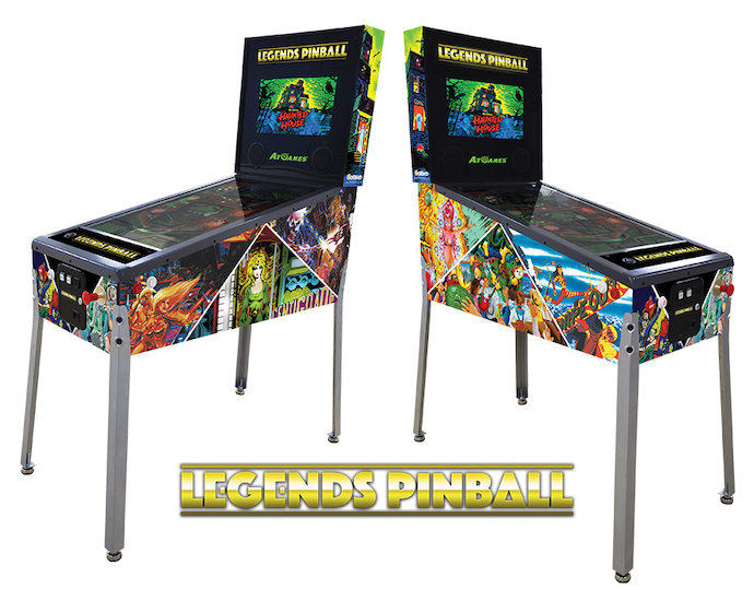 AtGames®Announces Open & Connected Pinball (OCP) to Support Visual Pinball X (VPX) and Future Pinball (FP) Community Created Tables