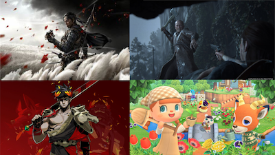 Game of the Year 2020 Editor Picks
