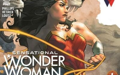Digital First Series to Celebrate Wonder Woman 80th Anniversary