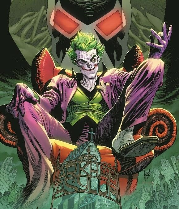 New Joker Ongoing Series