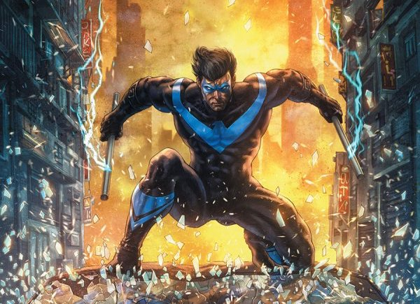 Nightwing #77 (REVIEW)