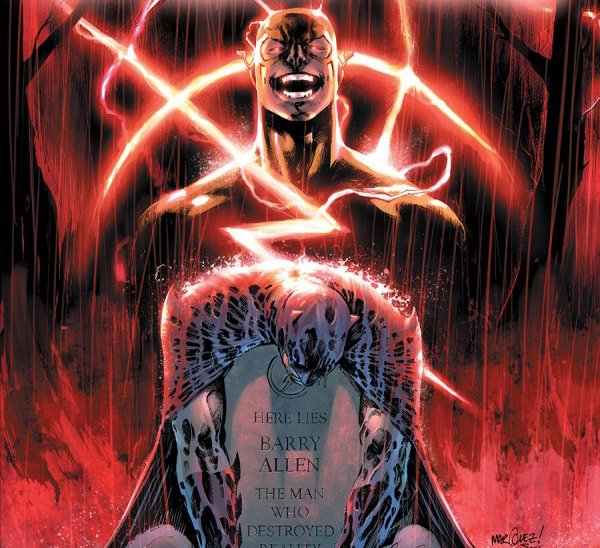 Tales from the Dark Multiverse: Flashpoint #1 (REVIEW)