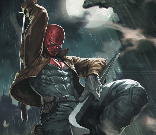 Red Hood #52 (REVIEW)