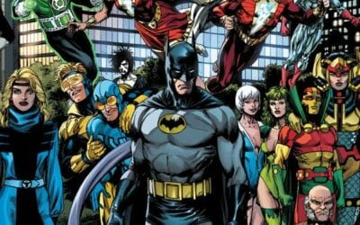 Dark Nights Death Metal The Last 52 War of the Multiverses #1 (REVIEW)