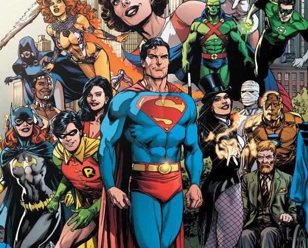Dark Nights: Death Metal The Last Stories of the DC Universe #1 (REVIEW)