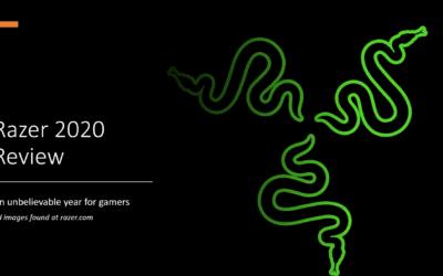 Razer 2020 Year in Review