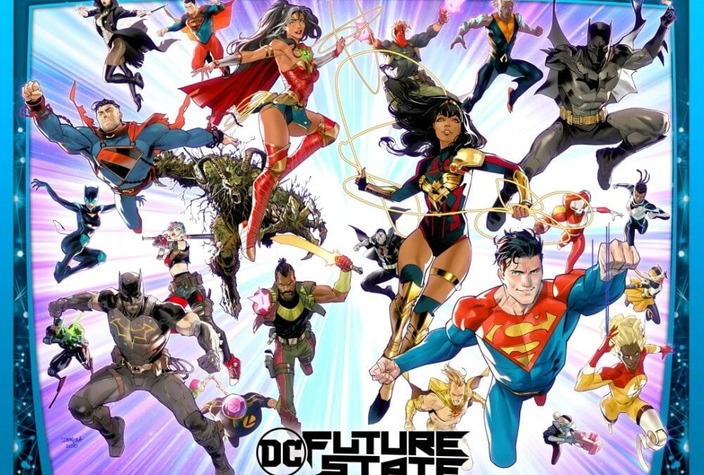 Discover the Destiny of the DC Universe!