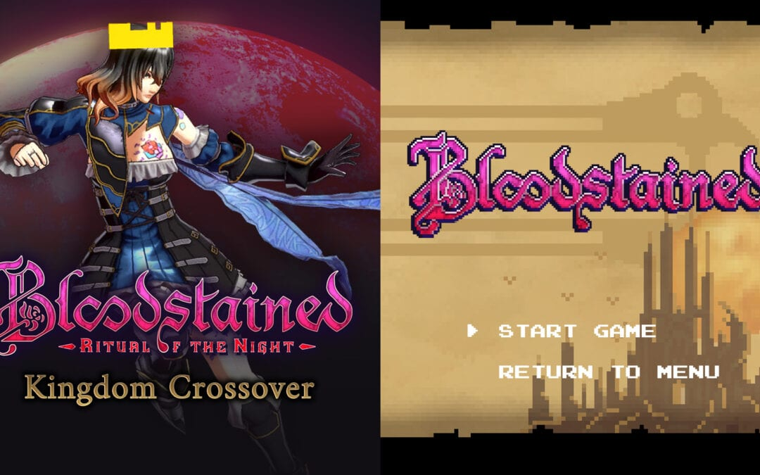 Bloodstained Drops New DLC While You Were Sleeping
