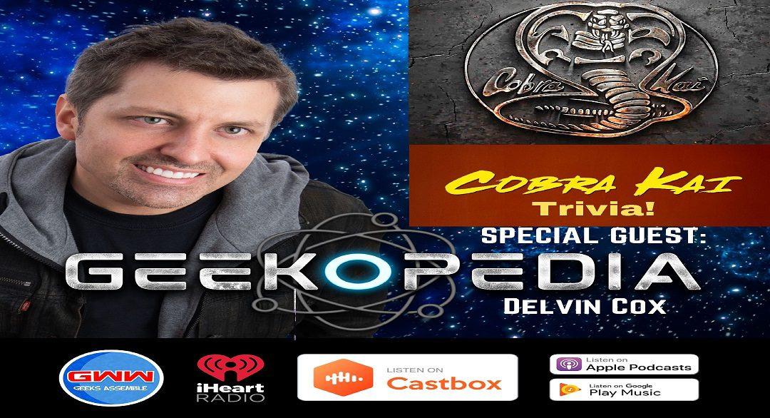 GeekoPedia: Cobra kaI Trivia