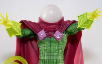 Diamond Select Mysterio PVC Diorama (Review)