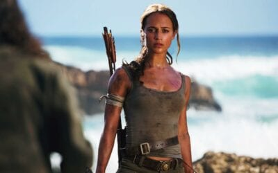 Misha Green Takes over as Writer/Director on 'Tomb Raider' Film