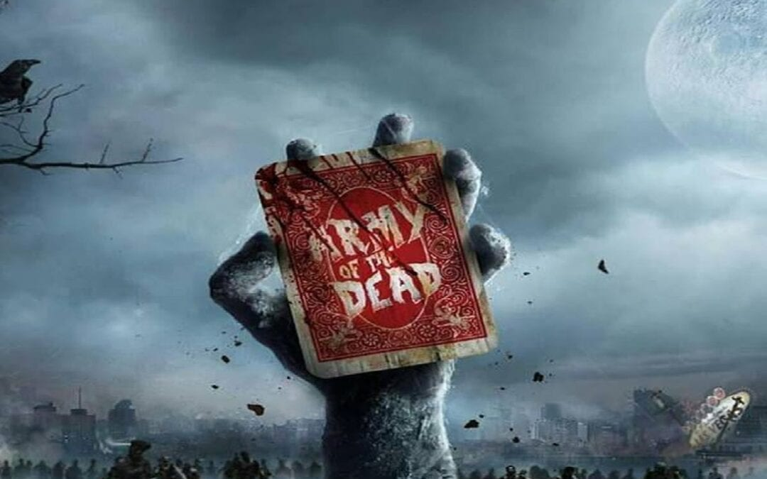 Netflix Offers A First Look At Army of the Dead