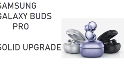 Samsung Galaxy Buds Pro – Best Galaxy Buds Yet