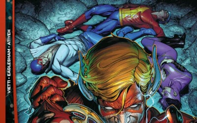 FUTURE STATE: THE FLASH #1 (REVIEW)