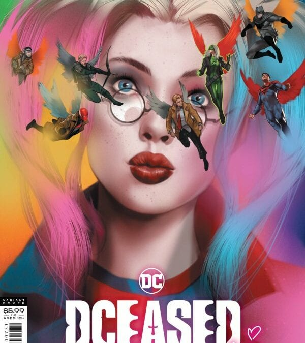 DCeased: Dead Planet #7 (REVIEW)