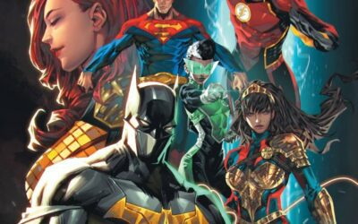 Future State: Justice League #1 (REVIEW)