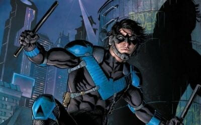 Future State: Nightwing #1 (REVIEW)