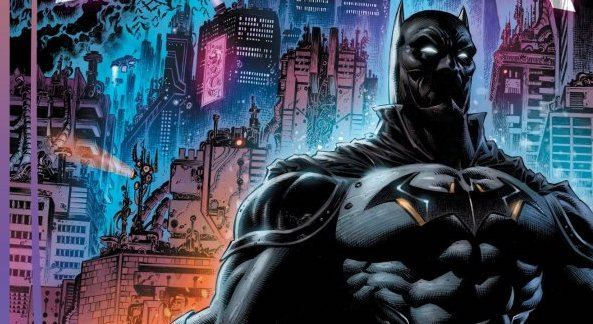 Future State: The Next Batman #1 (REVIEW)