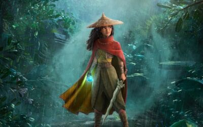 First Look at Disney's 'Raya and the Last Dragon'