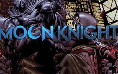 Marvel Begins to fill cast of Moon Knight