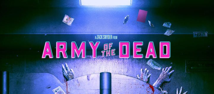 Zack Snyder's 'Army of the dead' gets a new teaser trailer