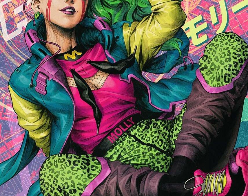 Batman #108 to reveal new DC Comics villain