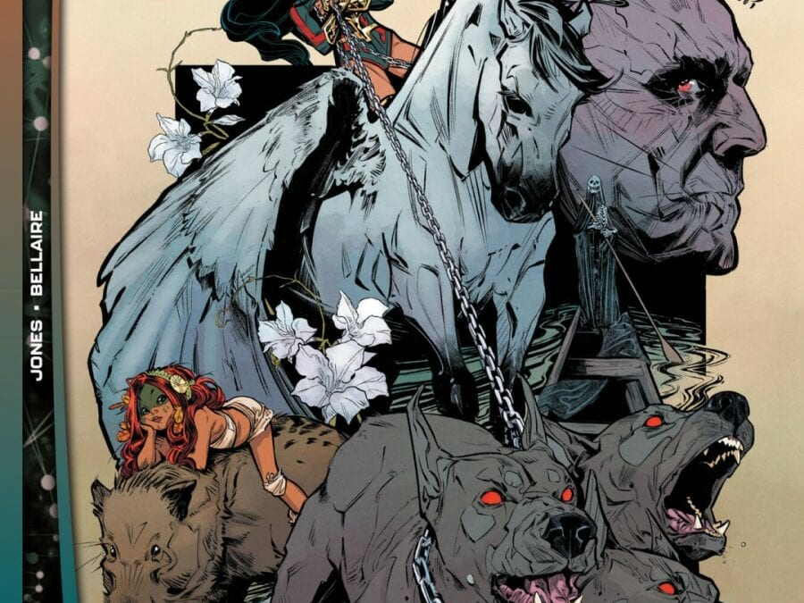 Future State Wonder Woman #2 (REVIEW)