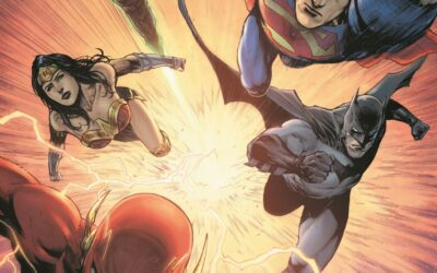 Chip Zdarsky's Justice League: Last Ride to be released digitally April, hits stores May