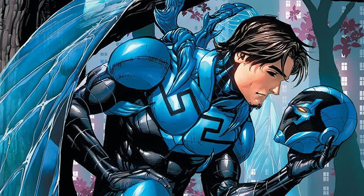 A Blue Beetle film is coming directed by Angel Manuel Soto