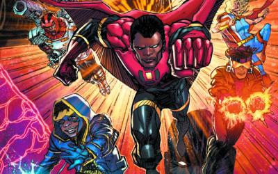 DC Comics sets first wave of Milestone Comics
