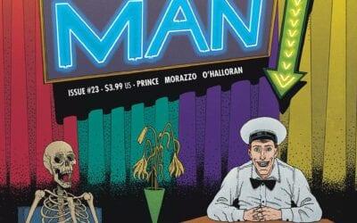 Ice Cream Man #  23 (REVIEW)