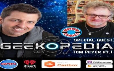 GeekOPedia: Tom Peyer Part 1