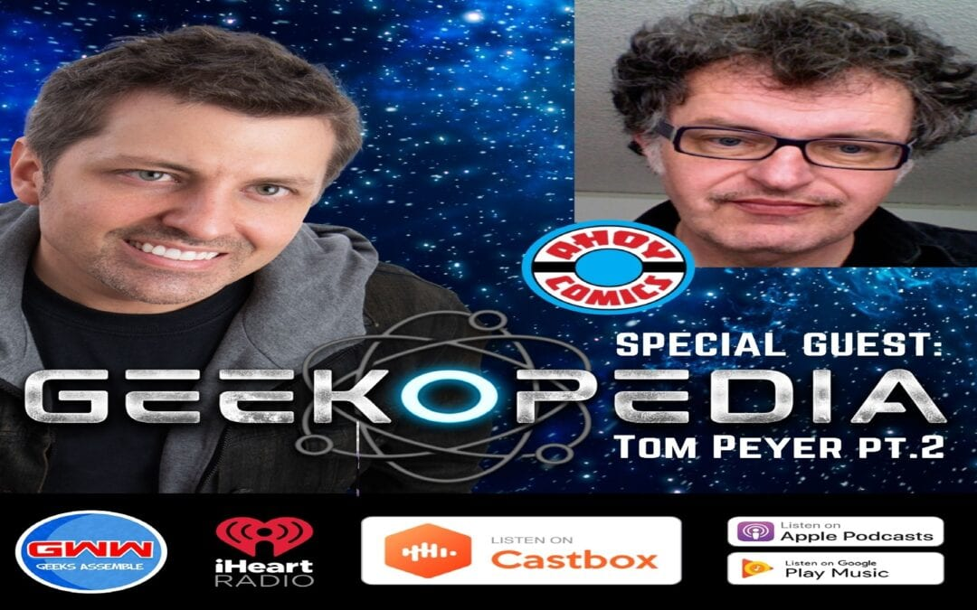 GeekoPedia: Tom Peyer 2
