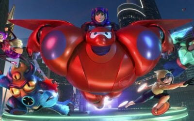 Big Hero Six is headed to the MCU