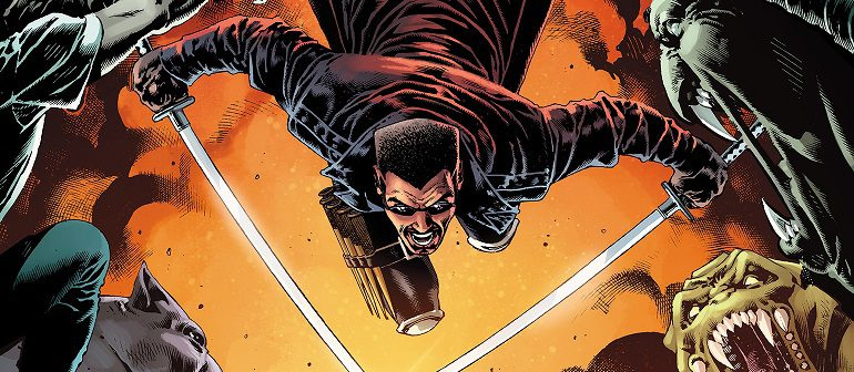 Marvel Studios' Blade has found its writer