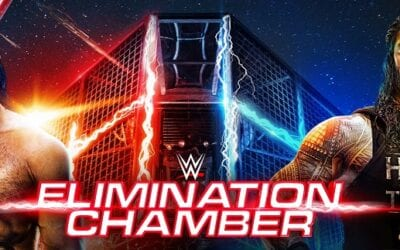 11 Shocking Moments From WWE Elimination Chamber 2021