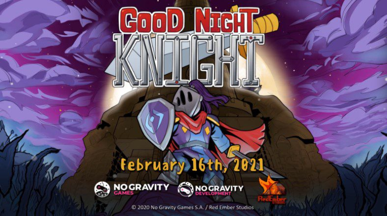 Good Night, Knight cover image