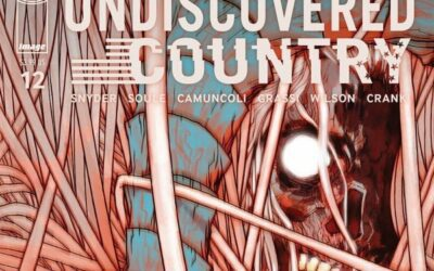 Undiscovered Country #12 (REVIEW)