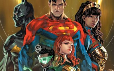Future State: Justice League #2 (REVIEW)
