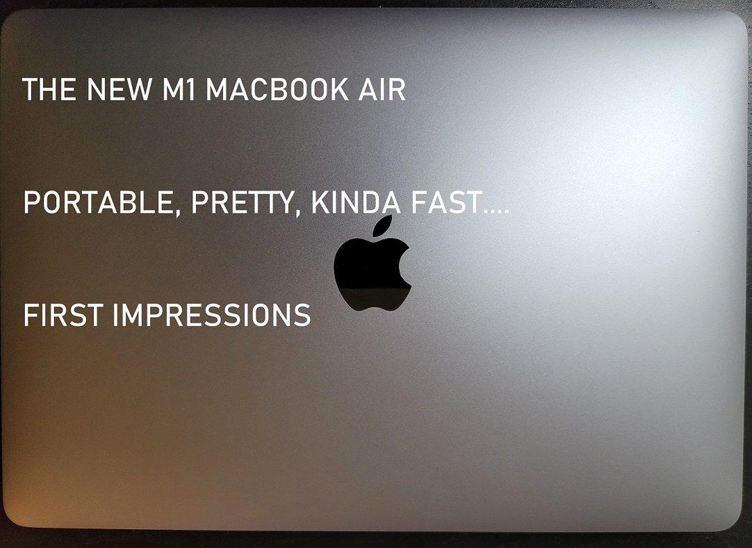 thegww geeks worldwide macbook air m1 impressions