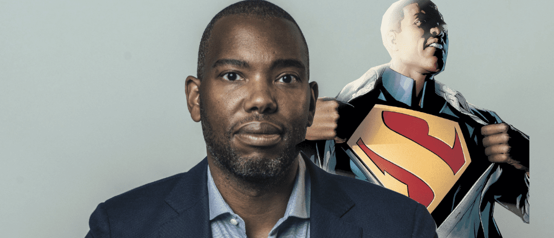 WB sets Ta-Nehisi Coates as new Superman writer, reboot film officially a go