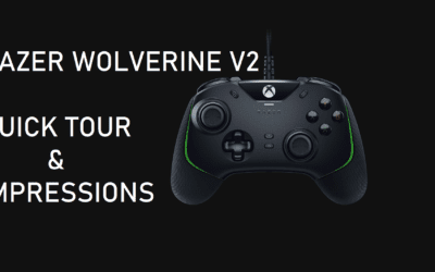 Razer Wolverine V2 – Tour and Impressions
