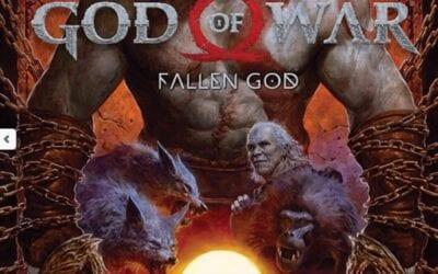 God of War: Fallen God # 1 (REVIEW)