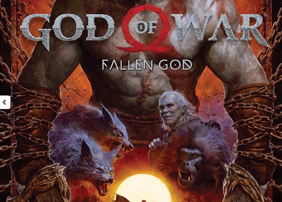 God of War: Fallen God # 1 (REVIEW)