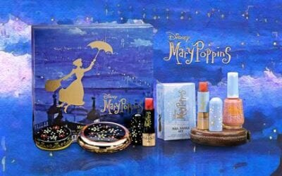 Mary Poppins Collection From Besame Cosmetics (REVIEW)