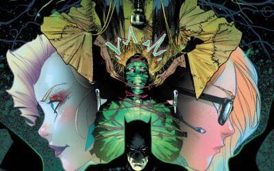 First look at Batman #107 and Legend of the Ghost-Maker
