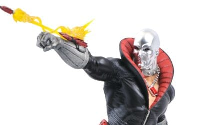 Diamond Select and Hasbro Team Up For A New LIne of Collectibles
