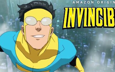 INVINCIBLE Season 1, Episodes 1-3 (Review)